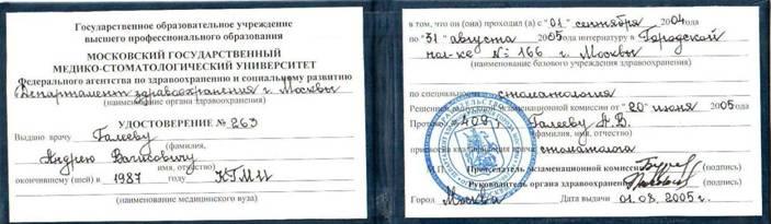 Медицинское удостоверение в Ижевске